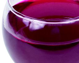 drank in glas